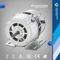 Radiador de aire de corriente alterna para motores eléctricos