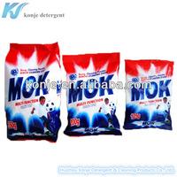 Exported MOK Washing Powder Detergent Formulations