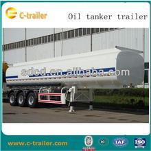 low price of CIMC fuel tanker truck liquid asphalt tanker trailer heavy duty tanker trailer