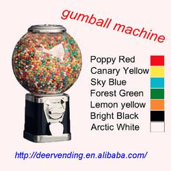 Gumball/candy/bouncy ball/capsule vending machine/Cheap vending machine