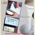 lata de caucho de silicona de materia prima para la fundición de moldeo