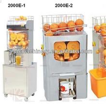 2000E-2 Orange Juicing Machine, juice extractor, fruit processing machine high quality and new