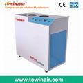 Compressor de ar silencioso usado para equipamentos odontológicos
