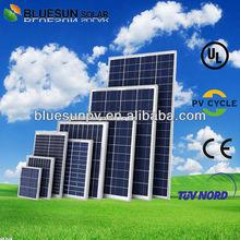High quality poly 100 watt panels solar yingli
