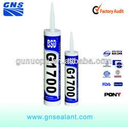Acetic acid silicone sealant/glass sealant /adhesive & sealants