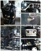 210CFM 580PSI Hengda high pressure air compressor intake filter
