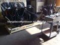 70CFM 870PSI Hengda de alta pressão compressor geladeira motors