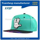 custom design flat bill snapback trucker hats china made in alibaba supplier