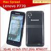 phone Lenovo p770 dual sim 5mp camera android 4.1 lenovo mobile