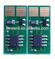 Printer Chip for C9650/C9850, CMYK Color,toner reset chip