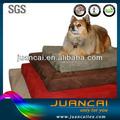 Visco- elástico de espuma de memoria cama del animal doméstico con la función ortopédica