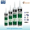 General purpose filler material waterproof clear silicone adhesive sealant