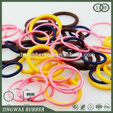 Custom mold grey silicon rubber seal o ring factory ISO9001