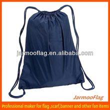 custom advertising small drawstring mesh bag