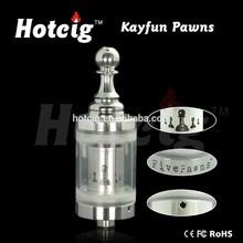 2014 HOTCIG new invention mini kayfun clone,kayfun 3.1,colorful kayfun lite plus v2