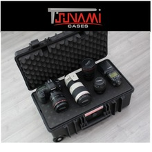 Highest Quallity waterproof plastic Camera Case