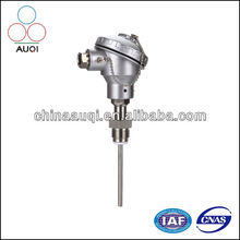 With Reinforcing Nozzle Movable Bolt Type Mineral Insulated Thermocouple,Armored RTD