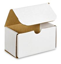 corrugate die cut paper box