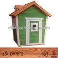casa de boneca de madeira brinquedos casa dfp021s