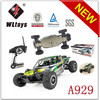 WL toy new RC car 1 8 large scale 4WD rc monster toy truck