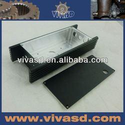 OEM custom aluminum boxes/aluminum enclosure for electronic instrument