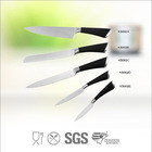 Top Quality China Manufacture stainless steel kitchen knife set hollow handle