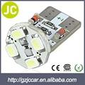 3020smd blanc flash de lumière ampoule support de lampe T10