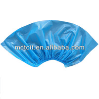 strongly dnti-dirty disposable plastic cpe shoe cover for food industry