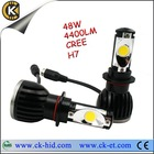 2014 new design mini led headlight led with cree chips