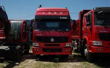 HOWO 37.2ton 410hp 6X2 tow truck double sleepers(ZZ4257V3231V)