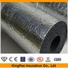 aluminum foil faced rubber foam insulation pipe materials