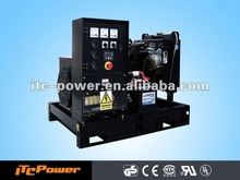 ITC-POWER Generator Set(40kVA) supplier of power