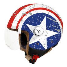 HD ece open face helmet/jet helmet HD-592