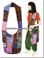 2014 atacado moda sacos de lona das senhoras designer bolsas cross body bag