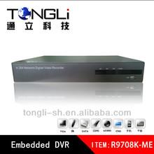 960H/D1 CCTV DVR with HDMI VGA CVBS video output DIGITAL VIDEO RECORDER