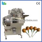 Hot selling single twist ball lollipop wrapping machinery