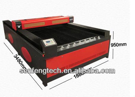 Yeni ametal lazer kesme makinesi satılık, 1300mm*2600mm ce, üreticisi