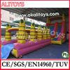 big kahuna inflatable water floating slide wholesale