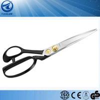 8 9 10 11 12 inch Brass joint 65Mn Carbon steel professional shear tailor scissor
