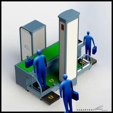 identificar el cuerpo de equipaje y canal de doble detector cuerpo más vendido de equipaje y canal de doble detector de