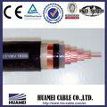 cable de alimentación con aislamiento xlpe cable concéntrico