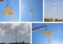 50kW/60kW/100KW wind generator wind turbine wind power mill with CE/UL/ISO