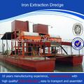 Ferro extração draga, China ferro draga de areia