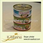 Tuna in Tin Can Easy Open