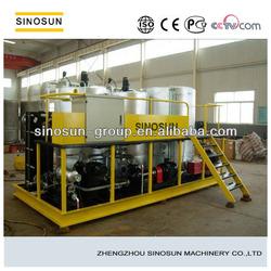 Asphalt Emulsion Machine