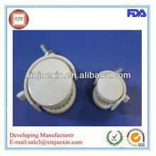 China factory plastic luggage wheel