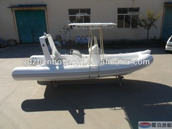 5.8m Zodiac inflatable boat for sale RIB580 with CE
