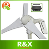 Wind generators horizontal 400w rated, 600w max. Combine with wind controller.