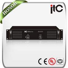 ITC T-1S Series 60W to 240W Mono Audio Power Amplifier