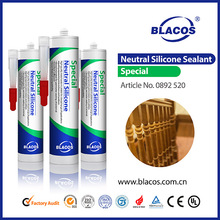 Fast Curing Top Quality Weatherproofing Silicone Based Joint Sealant For Concrete